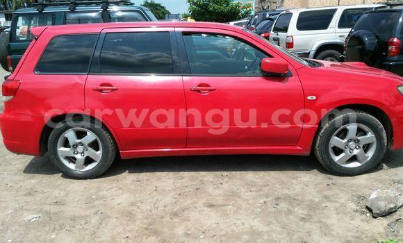 Buy Mitsubishi Carisma Red Car In Kasa Vubu In Kinshasa Carwangu