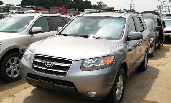 Acheter Voiture Hyundai Santa Fe Gris à Kalamu en Kinshasa