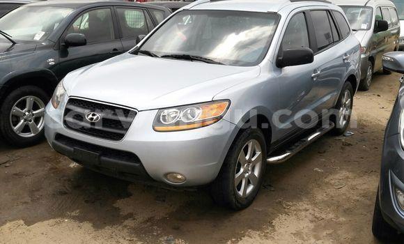 Acheter Voiture Hyundai Santa Fe Bleu à Kalamu en Kinshasa