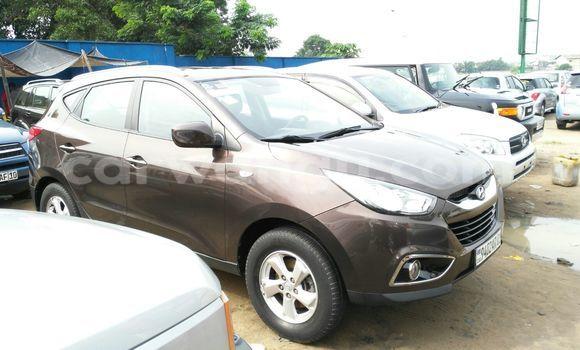 Acheter Voiture Hyundai ix35 Marron à Kalamu en Kinshasa