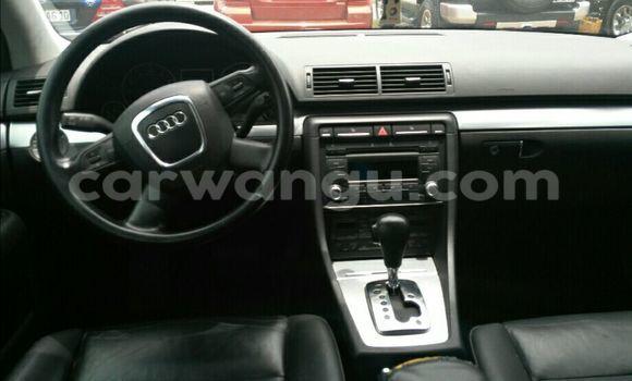 Acheter Voiture Audi A4 Noir en Limete