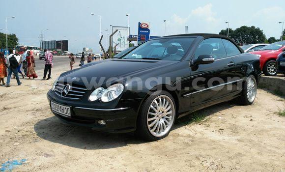 Buy Mercedes Benz KOMPRESSOR Black Car in Kalamu in Kinshasa