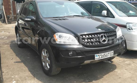 Buy Mercedes Benz ML-Class Black Car in Kinshasa in Kinshasa