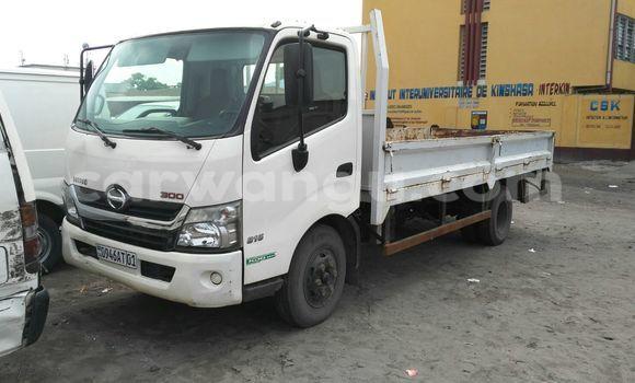 Acheter Voiture Hyundai Hino 300 Blanc à Kasa Vubu en Kinshasa