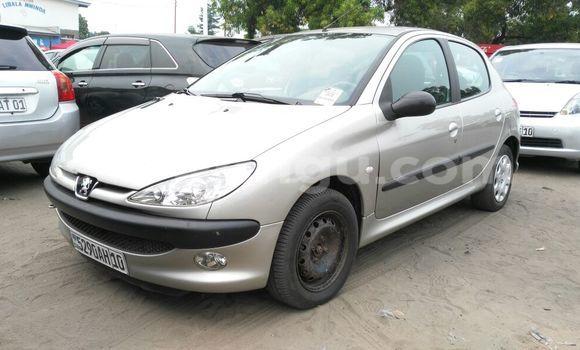 Acheter Voiture Peugeot 206 Gris en Kalamu