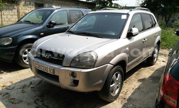 Acheter Voiture Hyundai Tucson Gris à Kalamu en Kinshasa
