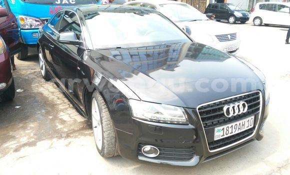 Acheter Voiture Audi A6 Noir à Kinshasa en Kinshasa