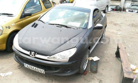 Acheter Voiture Peugeot 206 Gris à Ngaliema en Kinshasa