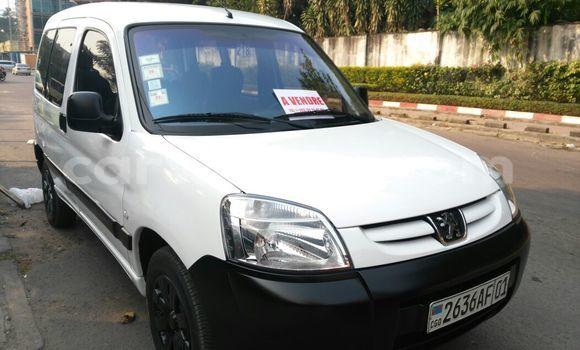 Acheter Voiture Peugeot 806 Noir en Gombe