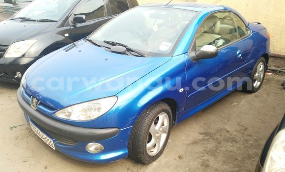 Acheter Voiture Peugeot 206 Bleu en Bandalungwa