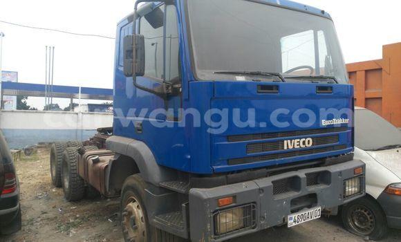 Acheter Utilitaire Iveco Cargo Bleu en Kalamu