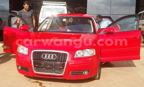 Acheter Voiture Audi A3 Rouge à Lubumbashi en Lubumbashi