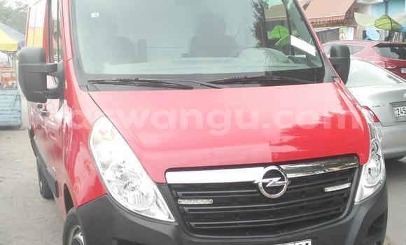 Acheter Voiture Opel Monterey Rouge en Bandalungwa