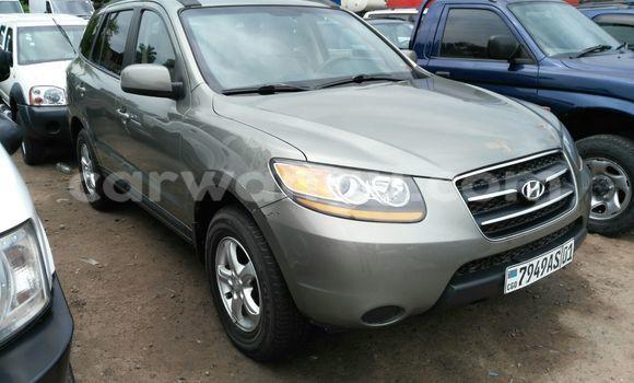 Acheter Voiture Hyundai Santa Fe Vert à Kalamu en Kinshasa