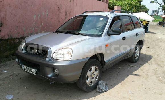 Acheter Voiture Hyundai Santa Fe Gris à Kasa Vubu en Kinshasa
