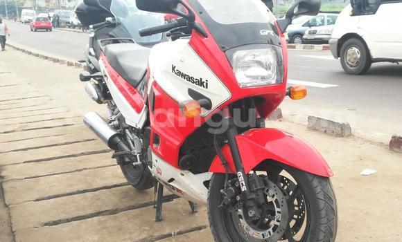 Acheter Moto KTM CG150 Rouge en Kalamu