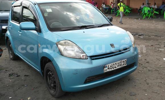 Acheter Voiture Toyota Passo Bleu à Kasa Vubu en Kinshasa