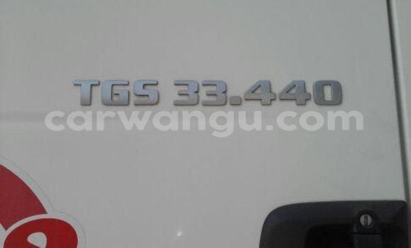 Acheter Utilitaire Man Comander Blanc à Bandalungwa en Kinshasa