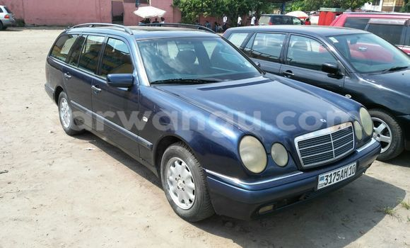Buy Mercedes Benz 230 Blue Car in Kasa Vubu in Kinshasa