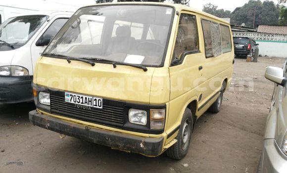 Acheter Voiture Toyota Hiace Autre à Limete en Kinshasa