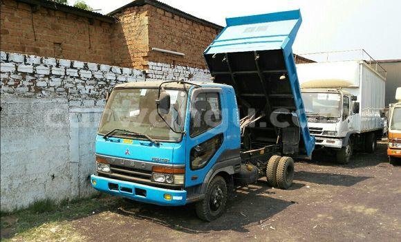 Acheter Voiture Mitsubishi Frontera Bleu à Lubumbashi en Lubumbashi
