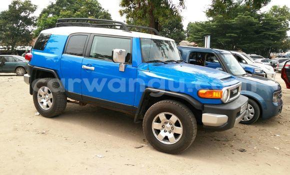 Acheter Voiture Toyota FJ Cruiser Bleu à Limete en Kinshasa