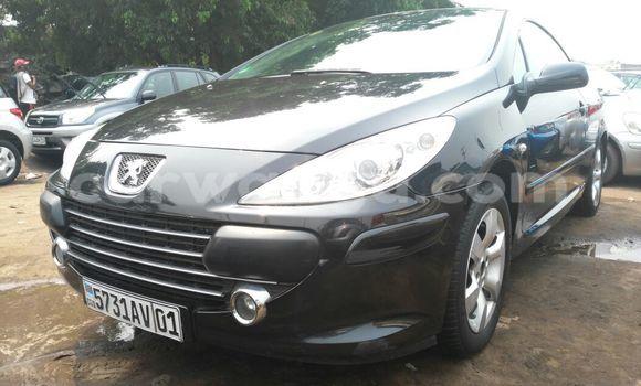 Acheter Voiture Peugeot 307 Noir en Kalamu