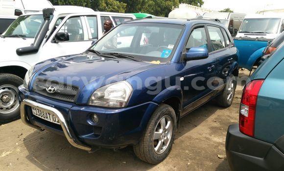Acheter Voiture Hyundai Tucson Bleu à Kalamu en Kinshasa