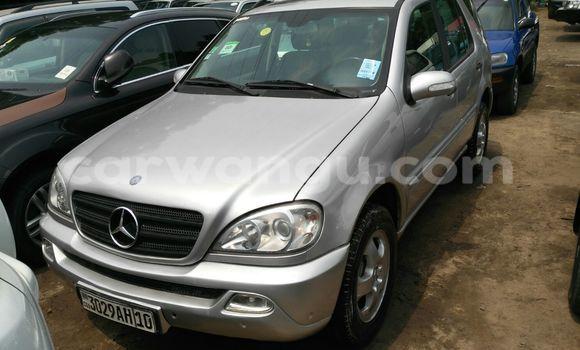 Buy Mercedes Benz ML-Class Silver Car in Kalamu in Kinshasa