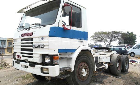 Acheter Voiture Scania 124L Blanc à Limete en Kinshasa