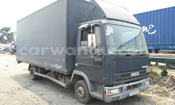 Acheter Utilitaire Iveco Cargo Bleu à Limete en Kinshasa