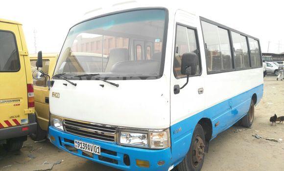 Acheter Voiture Foton Supporter Blanc à Kalamu en Kinshasa