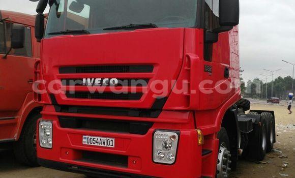 Acheter Utilitaire Iveco Cargo Rouge en Kalamu