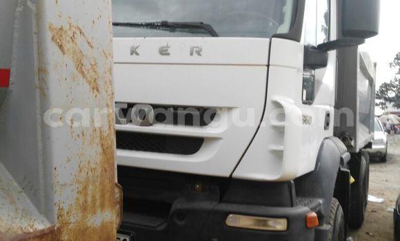 Acheter Utilitaire Iveco CURSOR Blanc en Kalamu