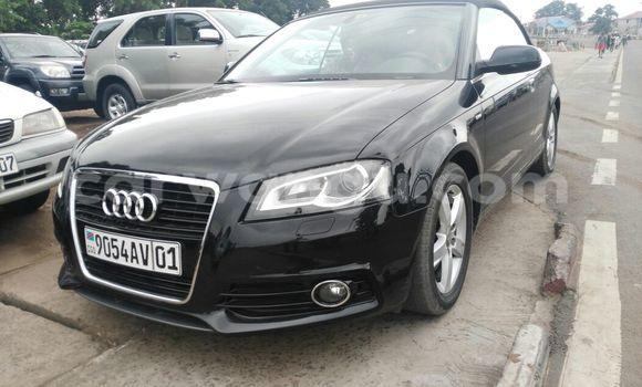 Acheter Voiture Audi A3 Noir à Kalamu en Kinshasa
