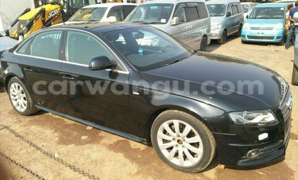 Acheter Voiture Audi A4 Noir à Lubumbashi en Lubumbashi