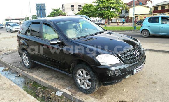Buy Mercedes Benz ML 280  Black Car in Kinshasa in Kinshasa