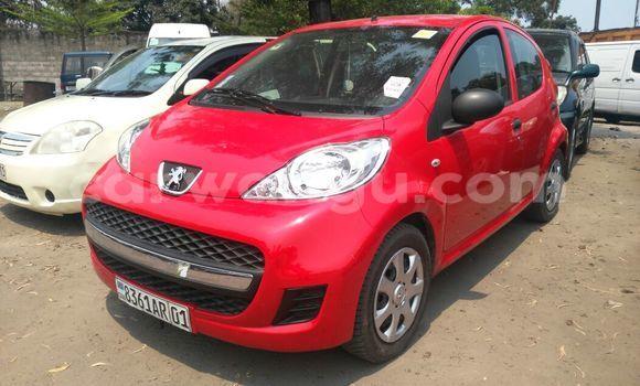 Acheter Voiture Peugeot 107 Rouge en Limete