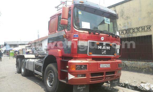 Acheter Utilitaire Man 28-463 Rouge à Kinshasa en Kinshasa