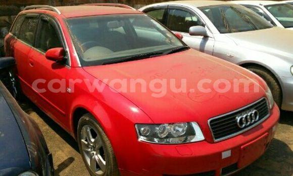 Acheter Voiture Audi A4 Rouge à Lubumbashi en Lubumbashi