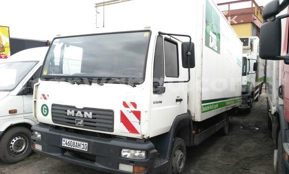 Acheter Utilitaire Man TGL8210 Blanc à Kasa Vubu en Kinshasa