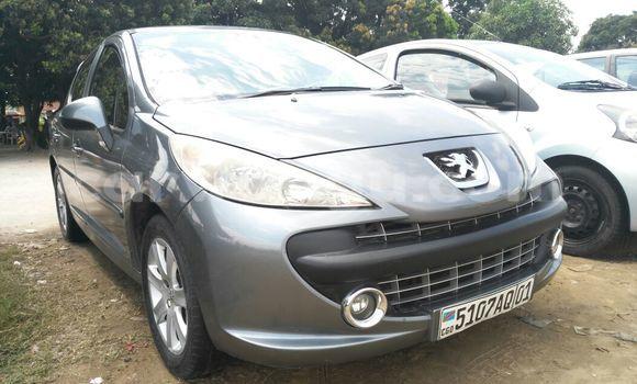 Acheter Voiture Peugeot 207 Gris en Kalamu
