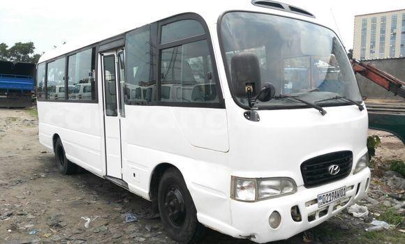 Acheter Voiture Hyundai County Blanc en Limete