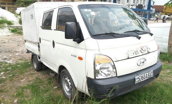 Acheter Utilitaire Hyundai H100 Blanc à Limete en Kinshasa