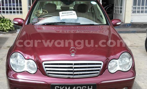 Buy Mercedes Benz KOMPRESSOR Red Car in Kinshasa in Kinshasa