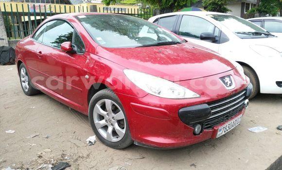 Acheter Voiture Peugeot 307 Rouge en Ngaliema