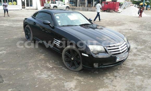 Acheter Voiture Chrysler Crossfire Noir à Kinshasa en Kinshasa