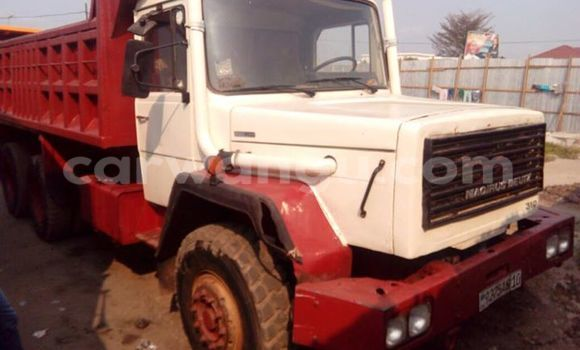 Acheter Utilitaire Man 28-463 Noir à Bandalungwa en Kinshasa