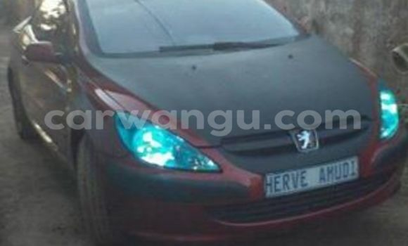 Acheter Voiture Peugeot 106 Noir en Bandalungwa