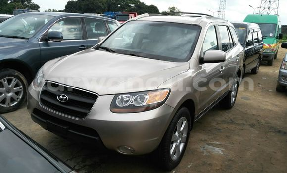 Acheter Voiture Hyundai Santa Fe Gris à Kinshasa en Kinshasa